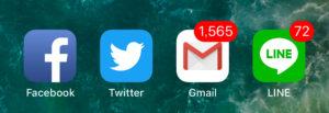 Gmailのアイコン