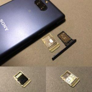 Xperia10 デュアルSIM
