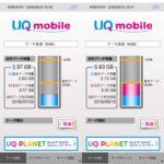 UQモバイルは基本データ容量の繰り越しと追加データ容量の有効期限更新でムダなく使える